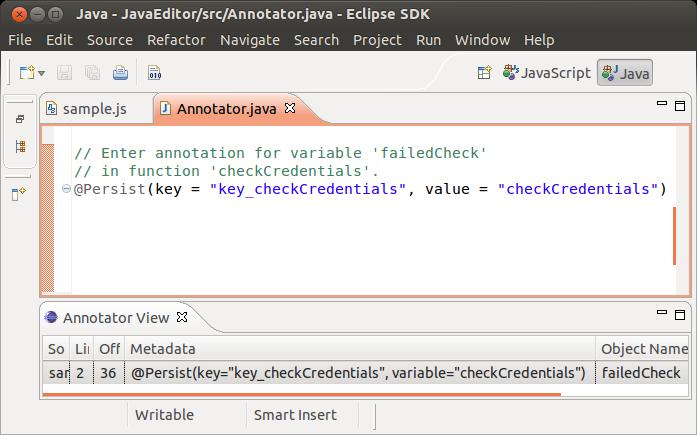 TAE-JS: Transparent Automated Enhancement for JavaScript Programs